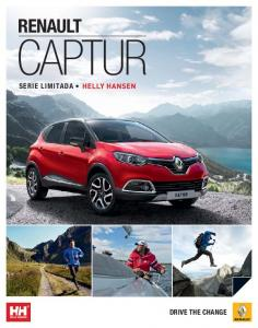 RENAULT CAPTUR SERIE LIMITADA DRIVE THE CHANGE