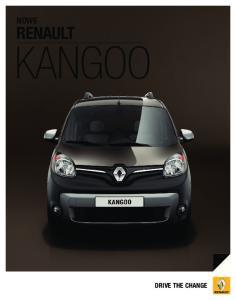 renault kangoo drive the change