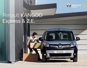Renault KANGOO Express & Z.E