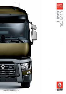 renault-trucks.com.tr UZUN YOL GAMI T