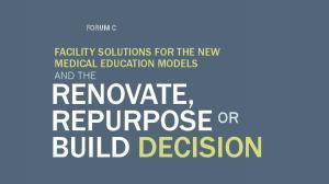 RENOVATE, REPURPOSE OR BUILD DECISION