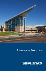 Renovation Specialists