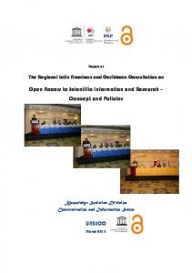 Report of. The. 5 to. Sector UNESCO