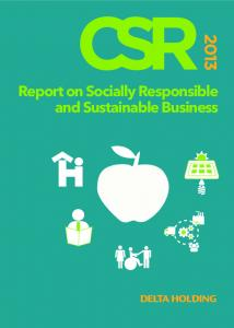 Report on Socially Responsible and Sustainable Business