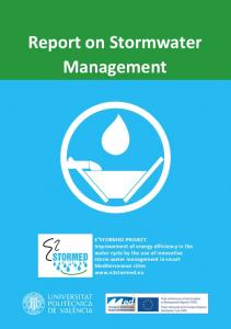 Report on Stormwater Management