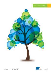 Reporte de Sustentabilidad 2011