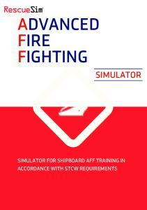 Rescue Advanced Fire Fighting