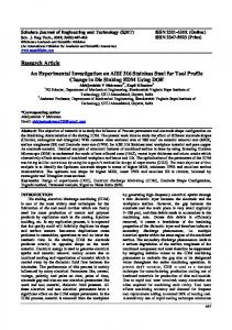 Research Article. ISSN (Print)
