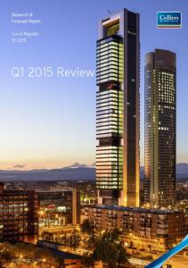 Research & Forecast Report. Czech Republic Q Q Review