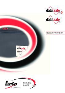 RESERVE POWER PERFORMANCE DATA