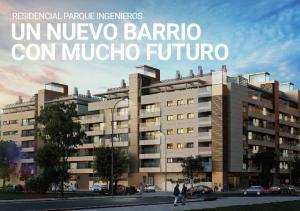 RESIDENCIAL PARQUE INGENIEROS UN NUEVO BARRIO CON MUCHO FUTURO
