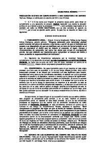 RESOLUCIÓN DICTADA EN CUMPLIMIENTO A UNA EJECUTORIA DE AMPARO. Pachuca, Hidalgo; a veinticuatro de octubre del 2013, dos mil trece