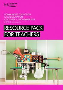 RESOURCE PACK FOR TEACHERS