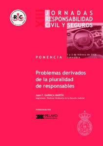 RESPONSABILIDAD CIVIL Y SEGUROS