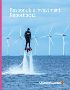 Responsible Investment Report 2014