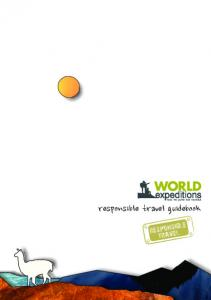 responsible travel guidebook