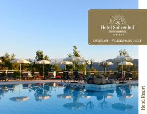 RESTAURANT WELLNESS & SPA GOLF. Hotel Resort