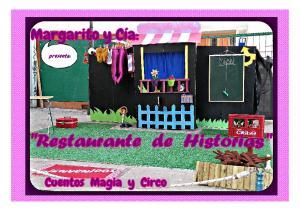 Restaurante de Historias