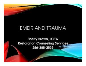 Restoration Counseling Services is dedicated to restoration of body, mind, and spirit...this is not just a healing place but a place of restoring