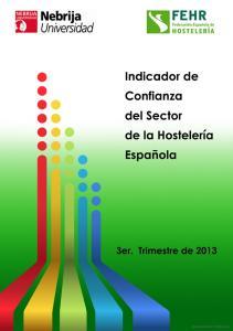 Resultados del Tercer Trimestre de 2013