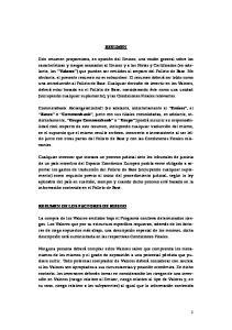 RESUMEN RESUMEN DE LOS FACTORES DE RIESGO