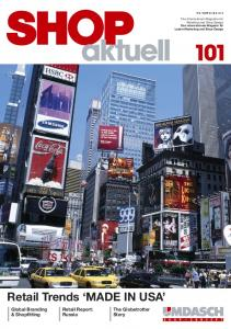 Retail Trends MADE IN USA. Global Branding & Shopfitting. Retail Report: Russia. The Globetrotter Story