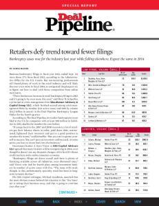 Retailers defy trend toward fewer filings