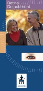 Retinal Detachment. Causes of retinal detachments. Symptoms of retinal detachment