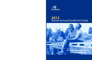 Retiree Annual Enrollment Guide