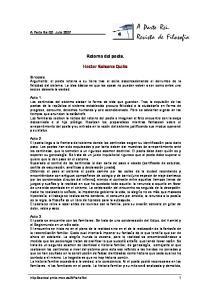 Retorno del poeta. Hector Solsona Quilis