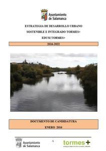 RETOS URBANOS DE LA CIUDAD DE SALAMANCA