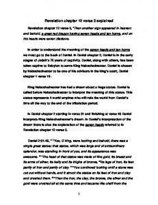 Revelation chapter 12 verse 3 explained
