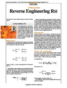 Reverse Engineering RSI