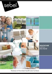 Reviews of the latest healthcare furniture HEALTHCARE FURNITURE REVIEW
