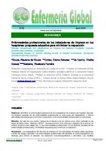 REVISIONES. *Souza, Raulene de Souza **Cortez, Elaine Antunes ***do Carmo, Thalita Gomes ****Santana, Rosimere Ferreira