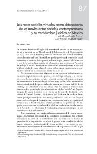 Revista CIMEXUS Vol. X, No.2, 2015
