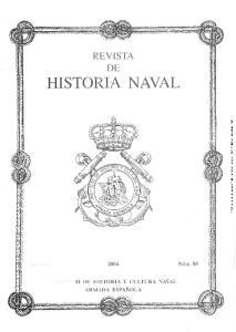 REVISTA DE HISTORIA NAVAL 'O DE HISTORIA Y CULTURA NAVAL