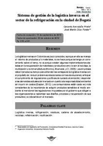 Revista Vol 1. No.2 Julio-Diciembre. Resumen