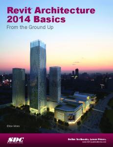 Revit Architecture 2014 Basics
