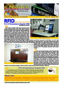 RFID(Radio Frequency Identification)