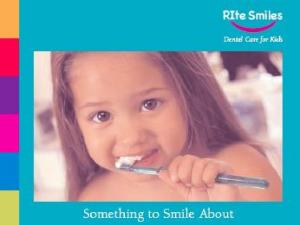 Rhode Island s New Medicaid Dental Program