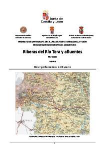 Riberas del Río Tera y afluentes