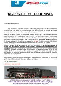 RINCON DEL COLECCIONISTA