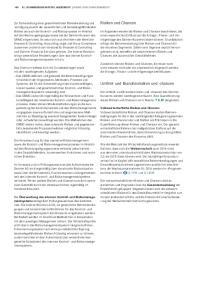 Risiken und Chancen. Umfeld- und Branchenrisiken und -chancen