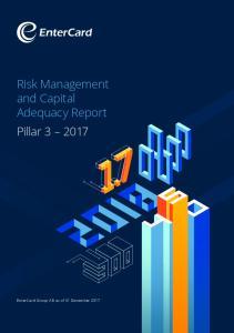 Risk Management and Capital Adequacy Report Pillar