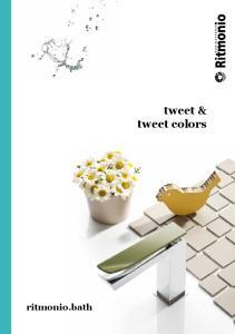 ritmonio.bath tweet & tweet colors