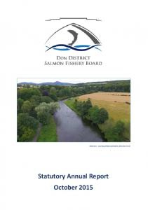 River Don Courtesy of Bernard Martin, River Don Trust