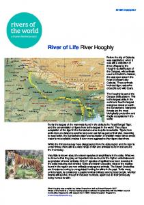 River of Life River Hooghly