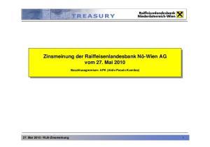 RLB-Zinsmeinung 11