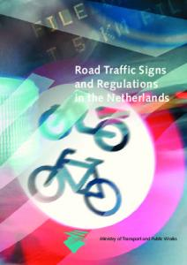 Road Traffic Signs and Regulations in the Netherlands